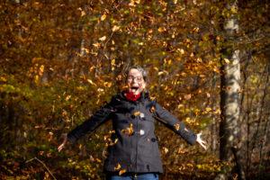 Journaling: Im Wald kann ich…